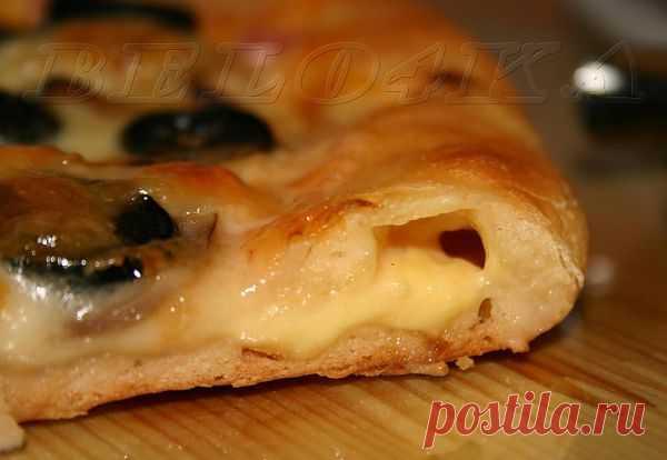 """""""Пицца"""" с вкусными бортиками. Автор: belo4ka"""