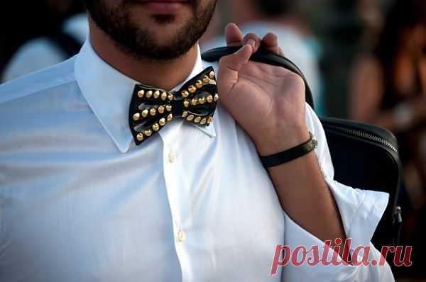 Садо-мазо бабочка / Мужская мода / Модный сайт о стильной переделке одежды и интерьера