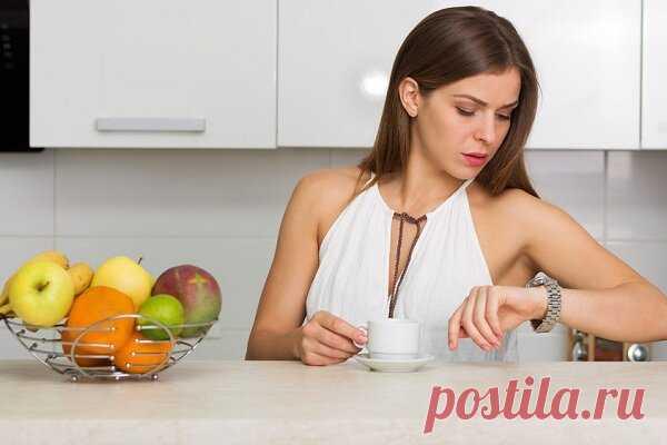 5 вещей, которые НЕЛЬЗЯ делать после завтрака   Всегда в форме!