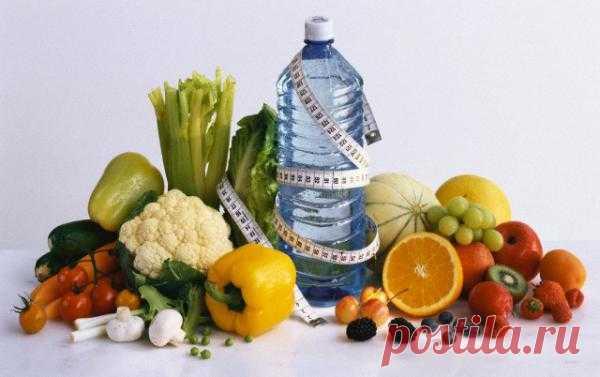 InVkus: Продукты против целлюлита