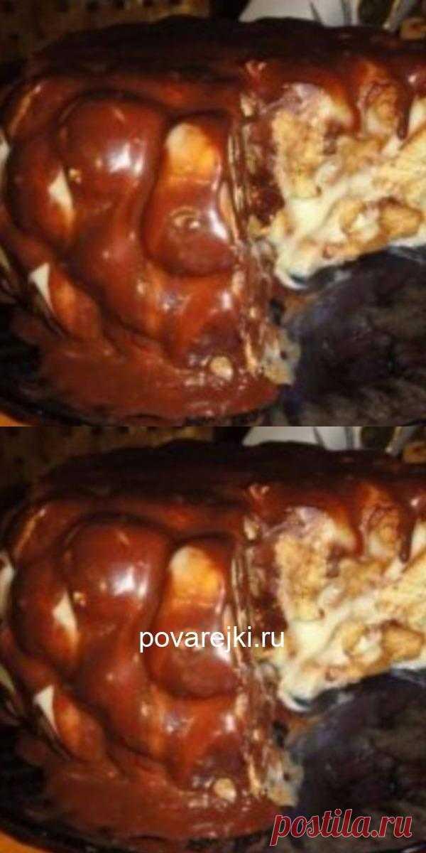 Вы даже не представляете, как я долго искала этот рецепт! Торт «Медовые шарики» просто тает во рту. Находка для хозяек.