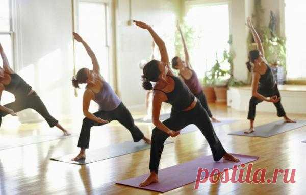 Важна ли разминка в йоге? | Мир йоги