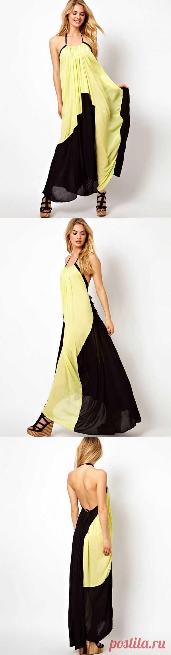 Платье Denham / Помощь зала / Модный сайт о стильной переделке одежды и интерьера