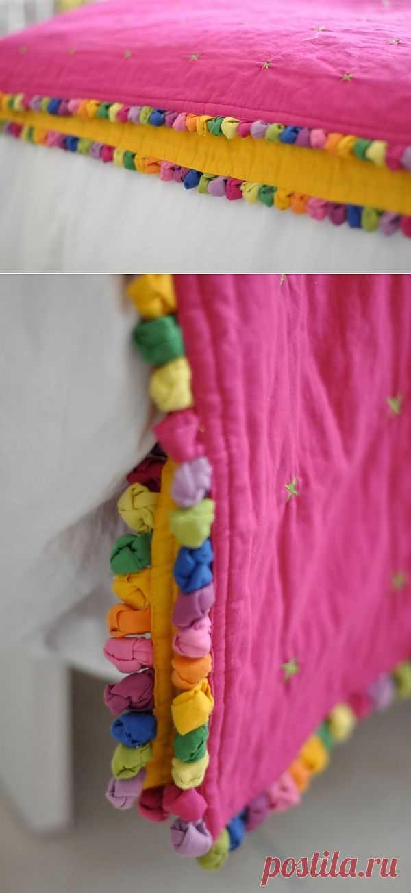 Не помпоны / Детская комната / Модный сайт о стильной переделке одежды и интерьера