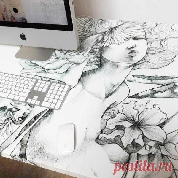 Креативное покрытие стола - $60 USD