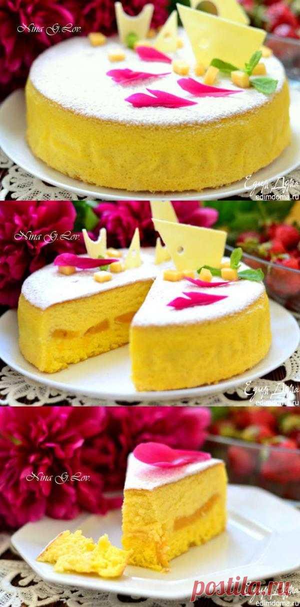 """AUSTRIAN CHEESE """"ГАУДА&quot CAKE;"""