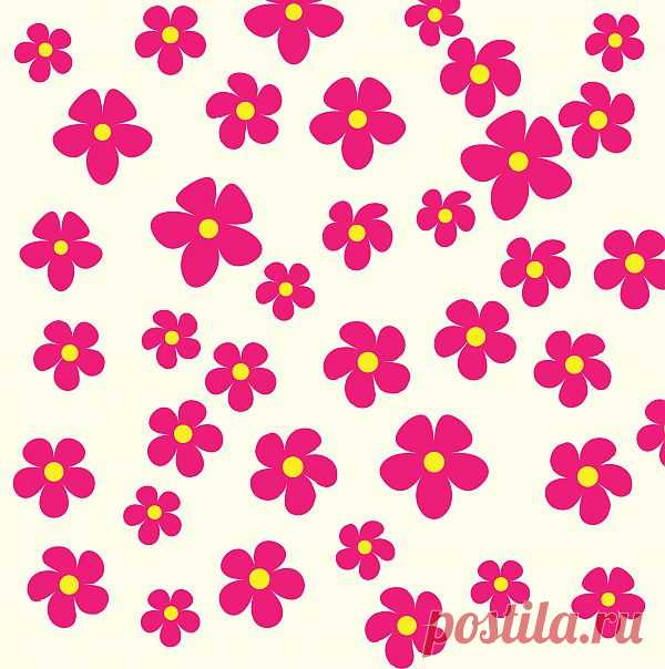 Floral Pattern Background  Free Stock Photo HD - Public Domain Pictures