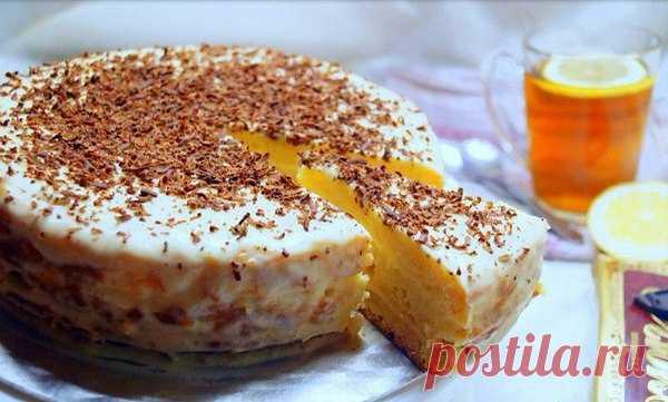 """La torta """"РОСТОВСКИЙ"""""""