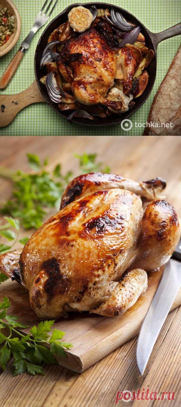 Цыпленок в пряных травах (для получения рецепта нажмите 2 раза на картинку)