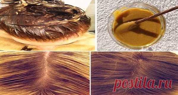 Остановите потерю волос и сделайте ваши волосы безупречными с этим удивительным рецептом! - Стильные советы