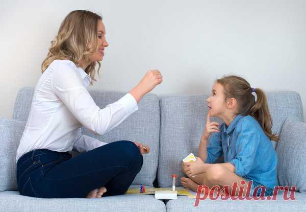 7 игр для развития речи детей дошкольного возраста | Советы Логопеда | Яндекс Дзен