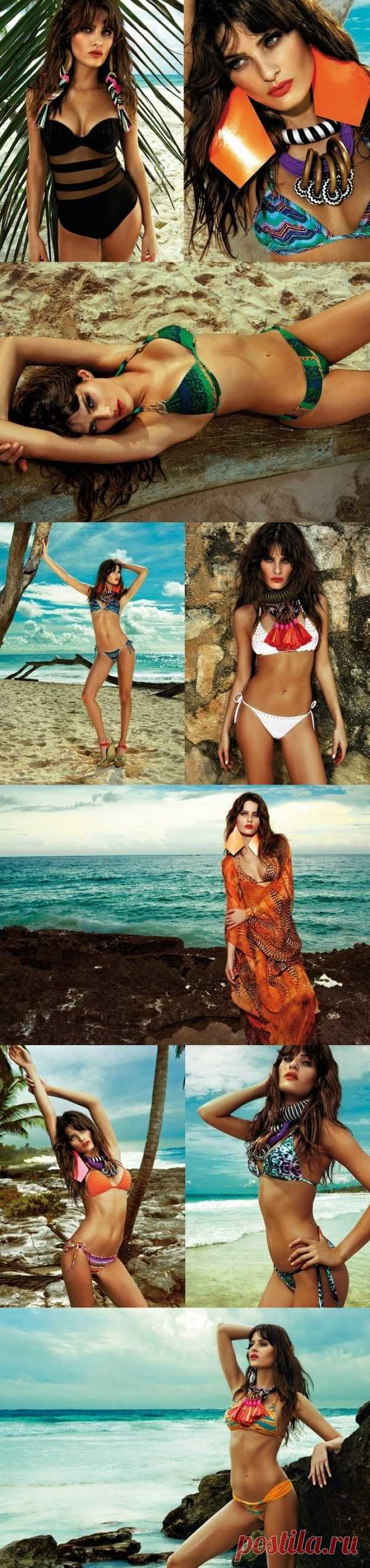 Bathing suits for hot summer from MORENA ROSA