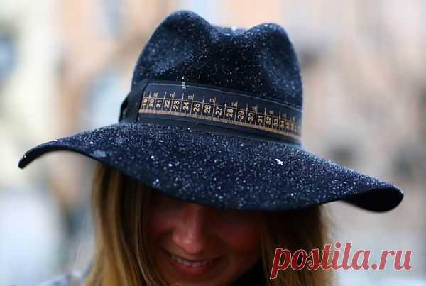 Шляпа дизайнера / Головные уборы / Модный сайт о стильной переделке одежды и интерьера
