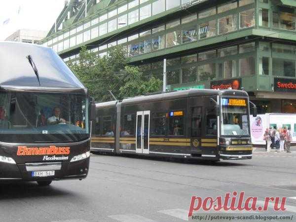 Сага о скандинавском общественном транспорте (часть 1)