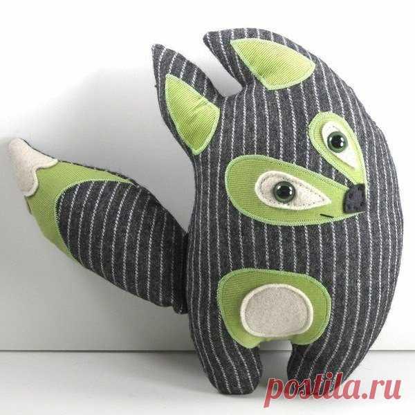 Los juguetes-almohadas entretenidos — HandMade