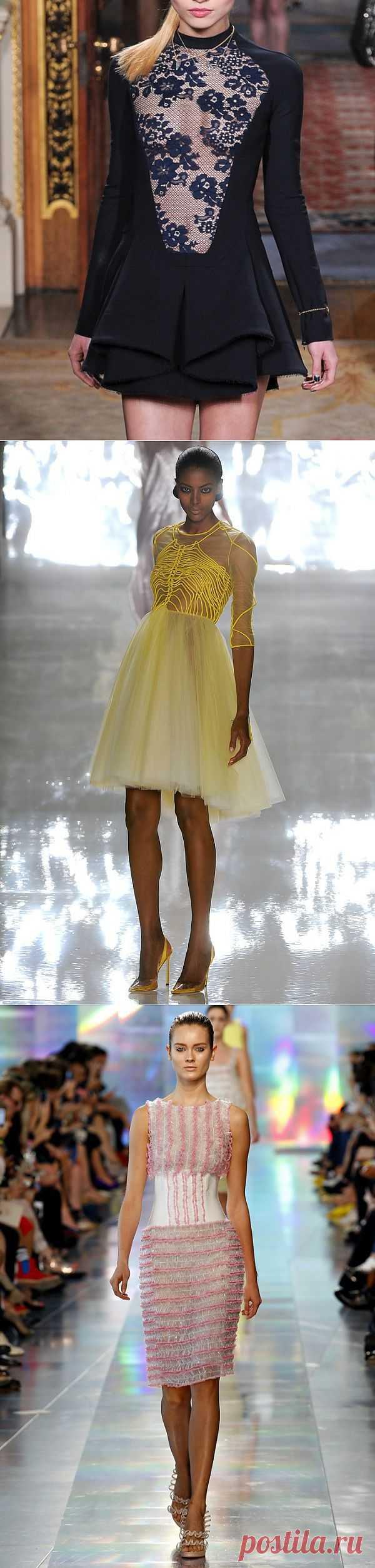 Прозрачность от кутюр (трафик) / Дизайнеры / Модный сайт о стильной переделке одежды и интерьера