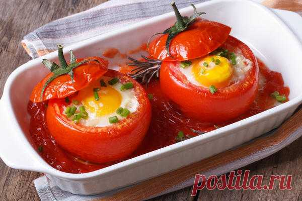 Овощной завтрак: яркие и полезные рецепты для бодрого утра — Сияние Жизни