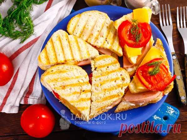 Бутерброды в дорогу — подборка рецептов с фото и видео