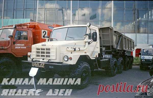 Московский автосалон-1995: грузовики и автобусы | машina | Яндекс Дзен