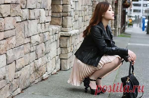 Волны на каблуке (мастер-класс) / Обувь / Модный сайт о стильной переделке одежды и интерьера