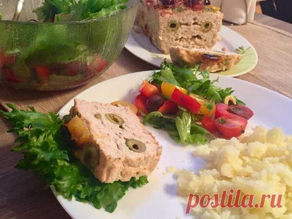 Эконом рецепты. Вкусная куриная запеканка с творогом и оливками. | Эконом рецепты | Яндекс Дзен