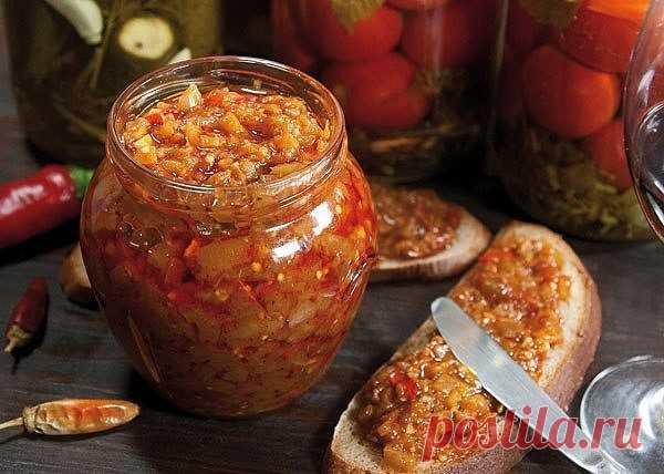Как приготовить вкусную баклажанную икру 🚩 Кулинарные рецепты