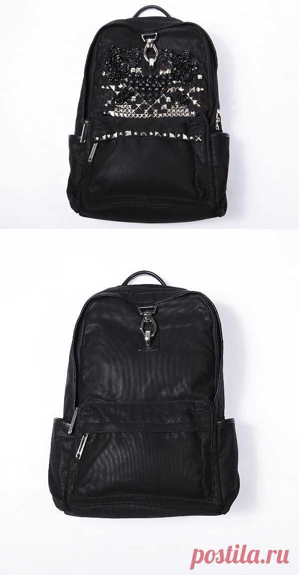 9d7786b1fb6a Декор рюкзака (Diy) / Сумки, клатчи, чемоданы / Модный сайт о стильной