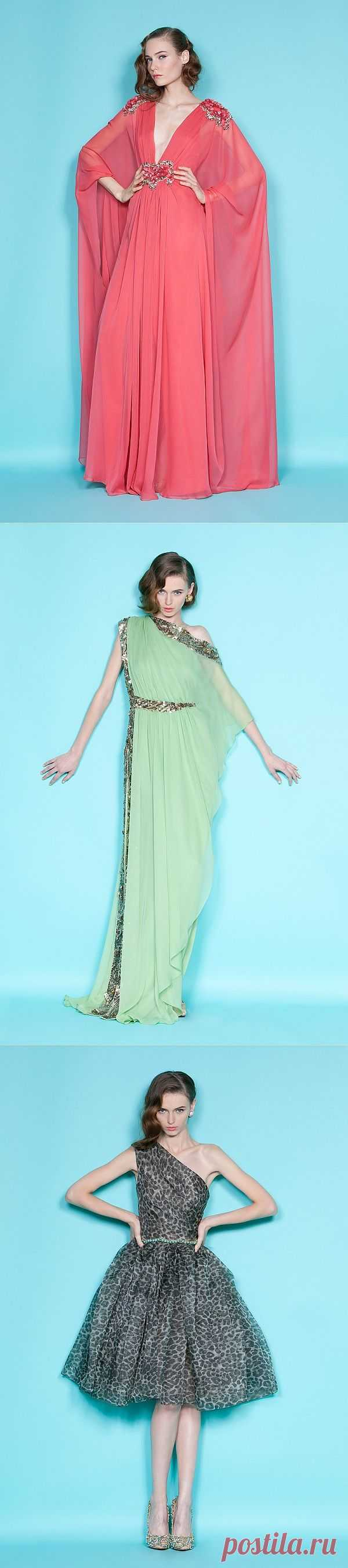 Гламур от Marchesa Resort / Дизайнеры / Модный сайт о стильной переделке одежды и интерьера