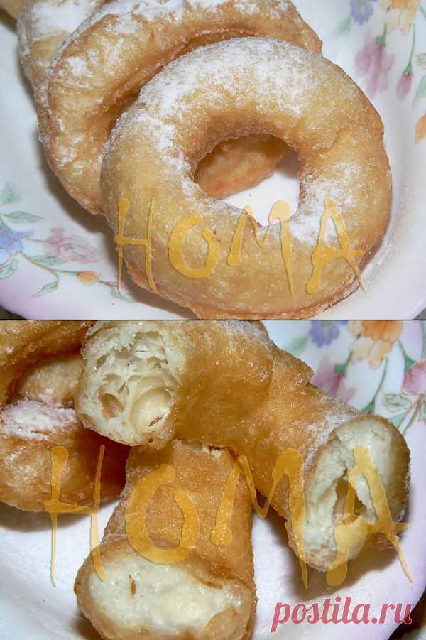 """Эберсвальдские пончики (такие делают в IКЕА) • Форум сайта """"Красна изба пирогами"""""""
