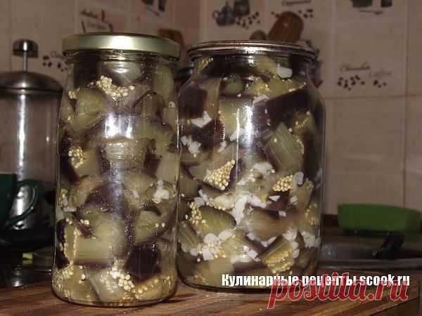 """Баклажаны """"Как грибы"""" (еще один рецепт) - вот тут точно за уши не оторвать!"""