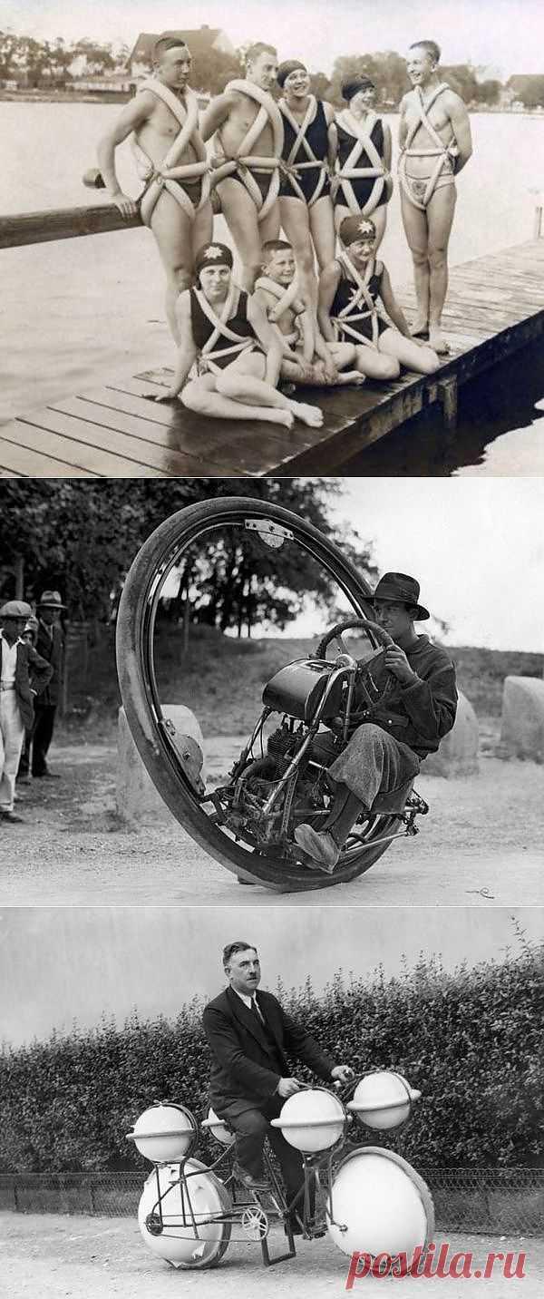 Самые странные изобретения | Занимательный журнал