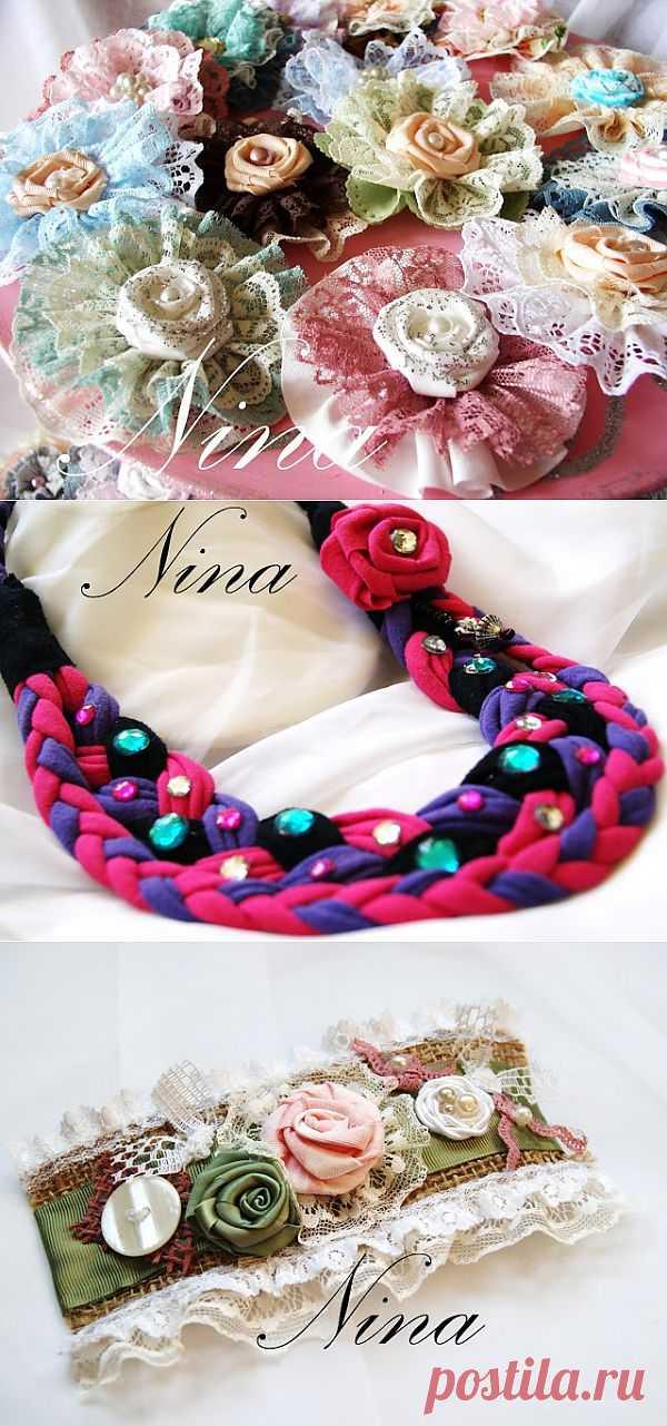 NINA'S ART JEWELRY DESIGN