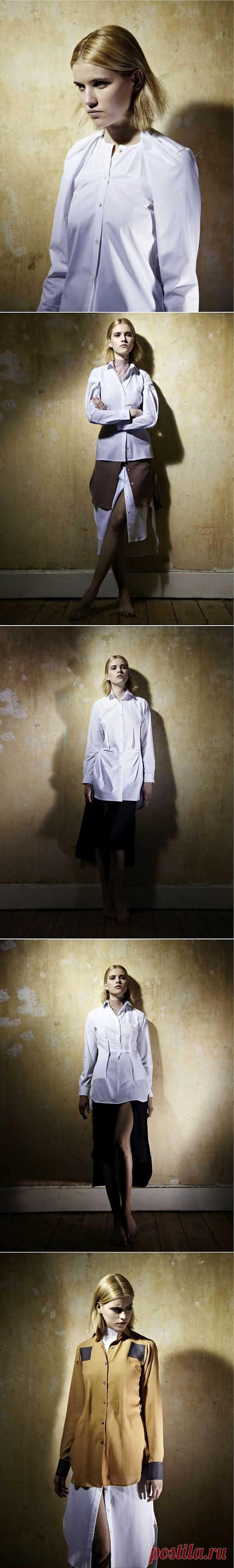Лукбук Palmer // Harding S/S 12's / Лукбуки / Модный сайт о стильной переделке одежды и интерьера