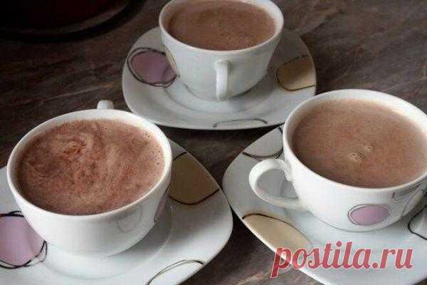 Правильное какао как в детском саду, рецепт с фото | Вкусные кулинарные рецепты