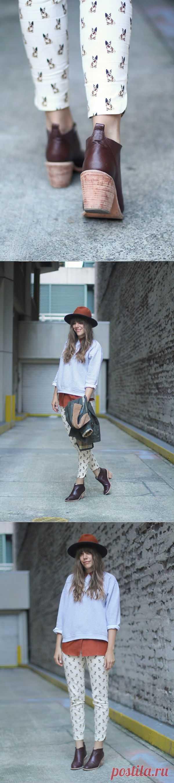 Растиражировали пёсика / Рисунки и надписи / Модный сайт о стильной переделке одежды и интерьера