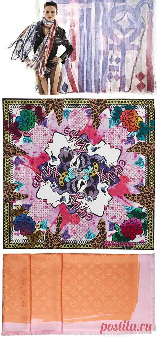 Louis Vuitton - коллаборация с художниками граффити / Вещь / Модный сайт о стильной переделке одежды и интерьера