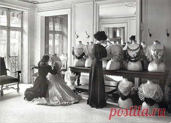 Цикл передач по истории белья / История моды / Модный сайт о стильной переделке одежды и интерьера