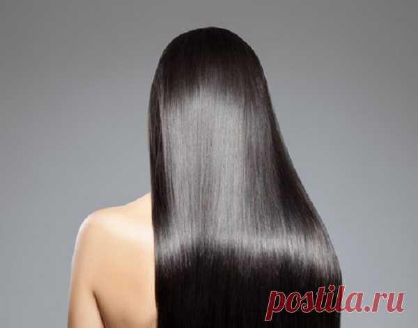Получите глянцевые, шелковистые и блестящие волосы, благодаря 3 ингредиентам - Полезные советы красоты