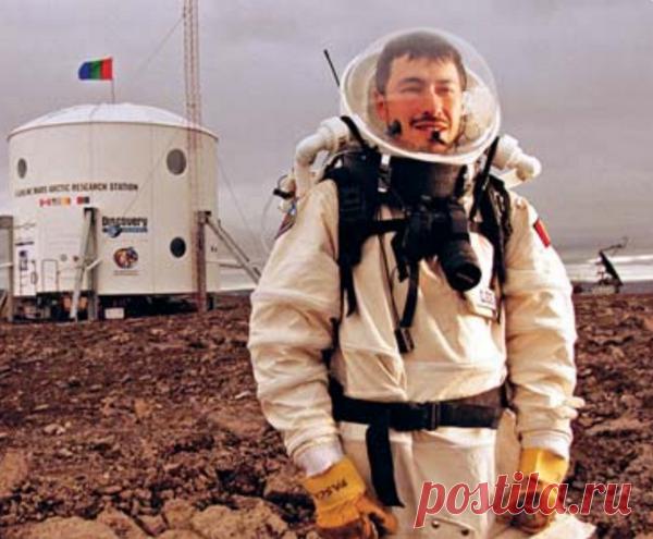 Колонизация Марса — далекая мечта, но эксперименты в кратере Хафтон дают представление о том, как всё будет происходить. Конечная цель ежегодных исследований — использовать кратер для подготовки астронавтов к настоящему полету на Марс.