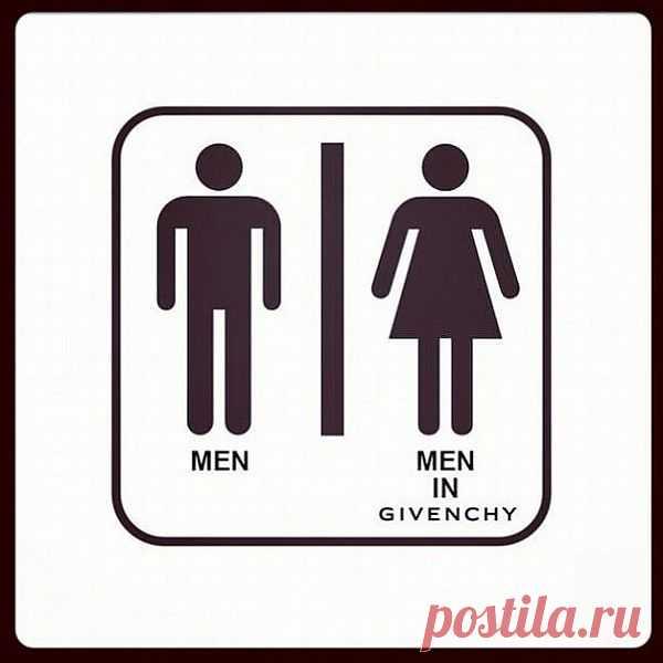 Мужчины бывают разные / Рисунки и надписи / Модный сайт о стильной переделке одежды и интерьера