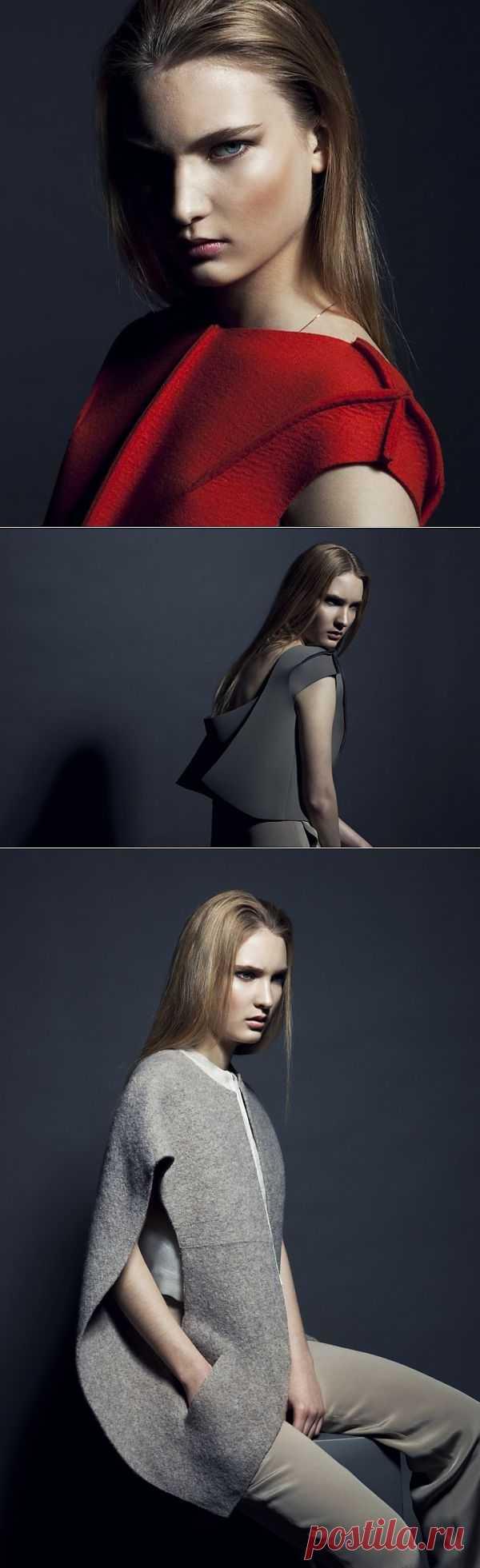 Arena Page AW 2012/13 / Лукбуки / Модный сайт о стильной переделке одежды и интерьера