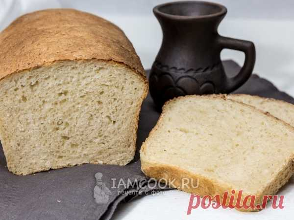 Хлеб на творожной сыворотке — рецепт с фото