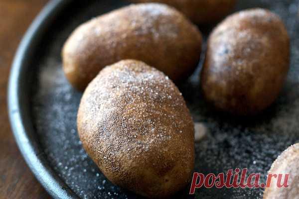 Хитрости запекания картофеля в мундире