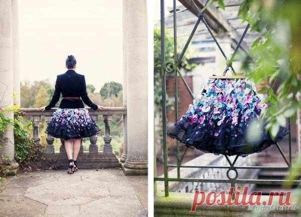 творческие юбки