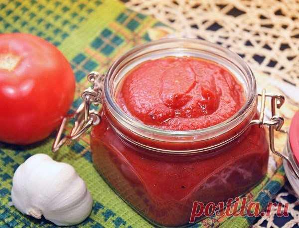 Как приготовить домашний кетчуп | Делимся советами