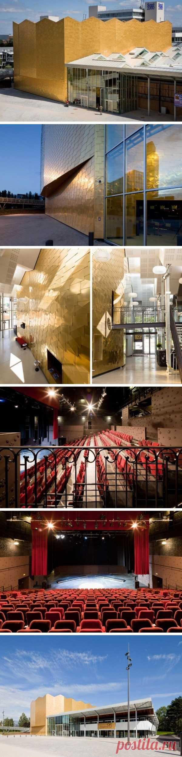 «Золотой театр» построили во Франции