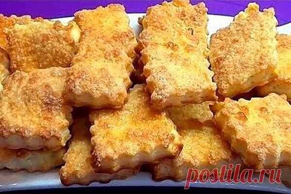 Изумительное сметанное печенье — Чудо поваренок
