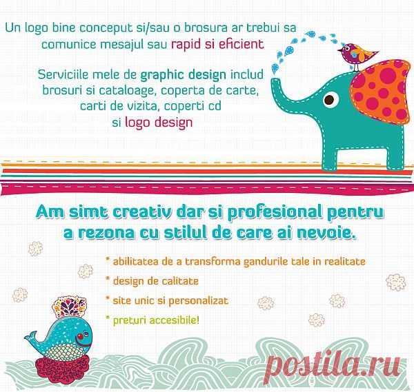 Roxana Nastase - Freelancer | Creare site web | Grafica site web | Logo Design