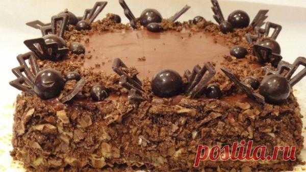 Торт - Зефирное лакомство (без выпечки).