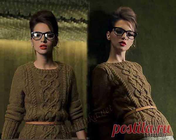 Пуловер (ж) 21*63 PHIL №2266